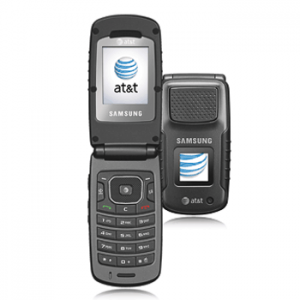 AT&T Launched the Samsung Rugby