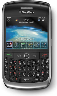 O2 to Launch BlackBerry Curve 8900 smartphone in UK