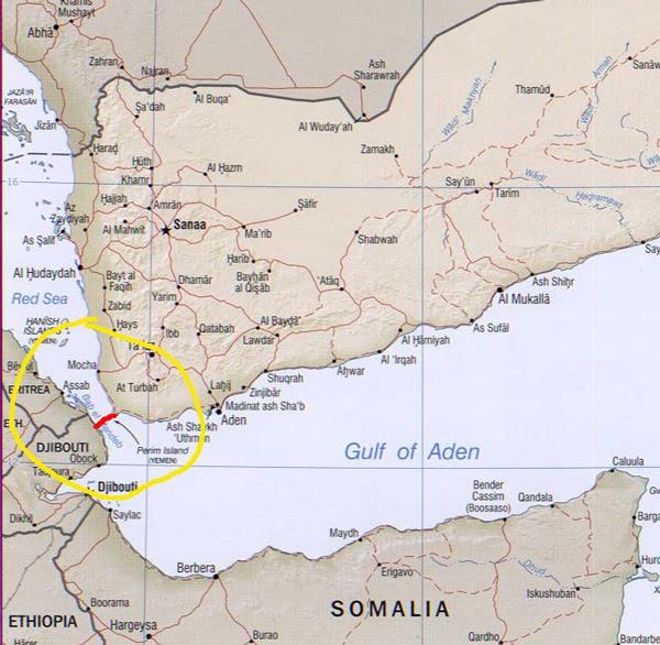 Thousands of Yemeni refugees stranded in Djibouti  Yemen And Djibouti