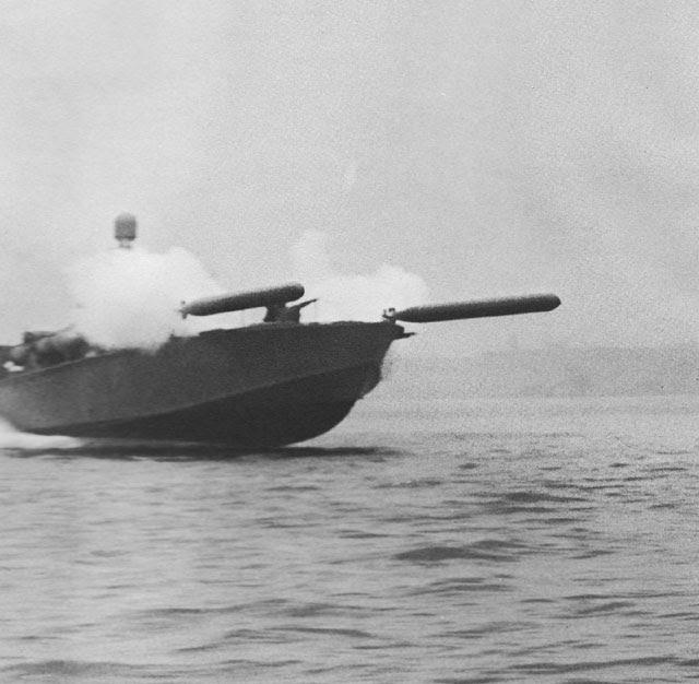 EagleSpeak: Torpedo Boats In The Solomons Campaign