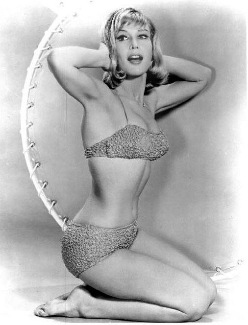 Barbara eden in panties excited too