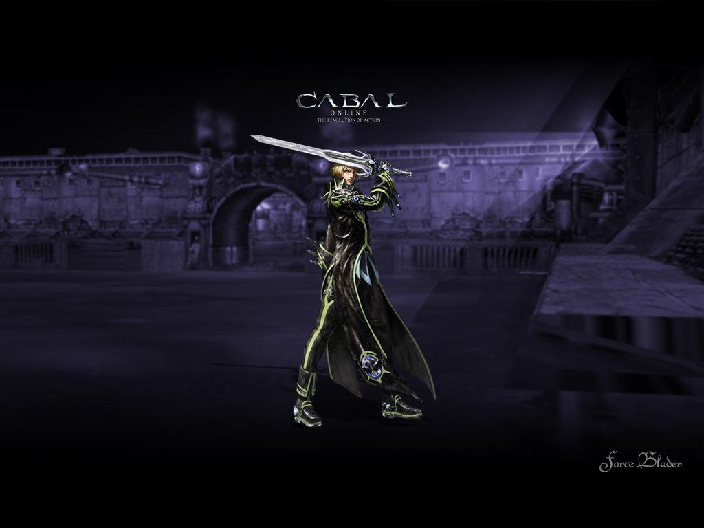 cabal online force blader