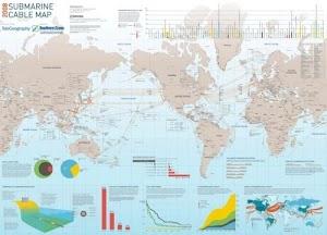Pemasangan kabel bawah laut