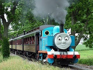 Day Out With Thomas on 的 Strasburg Rail Road