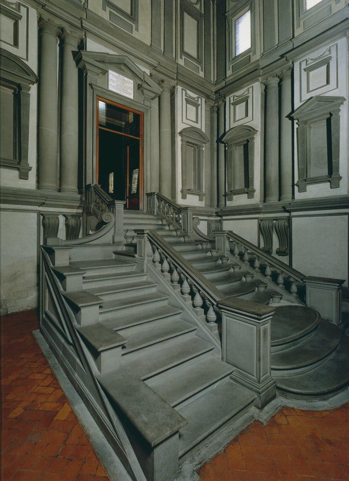 Tus ciencias sociales renacimiento arquitectura - Escaleras para bibliotecas ...