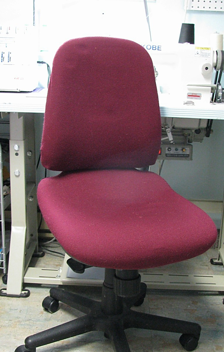 Sewlutions World Office Chair Slipcover