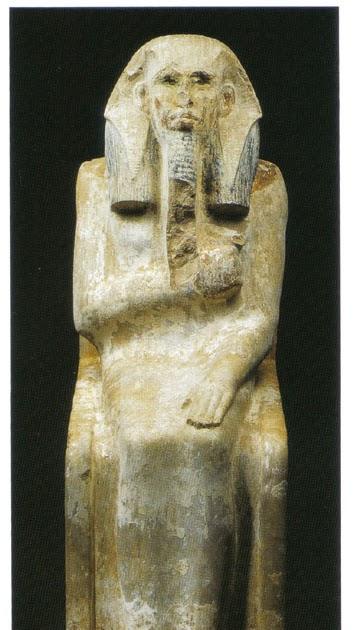 Bubus Estatua de Zoser