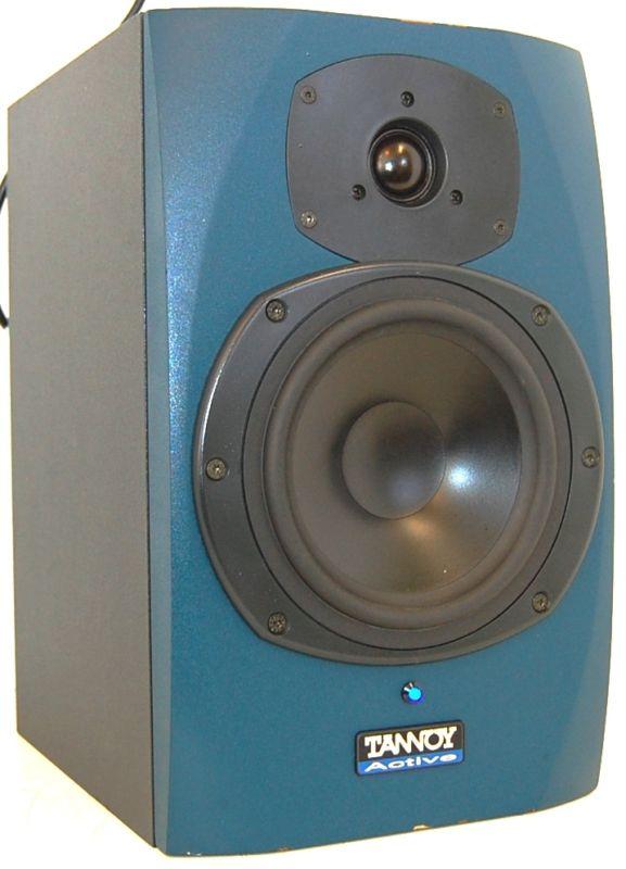 Rewind Audio: (1) Tannoy REVEAL ACTIVE Powered Studio