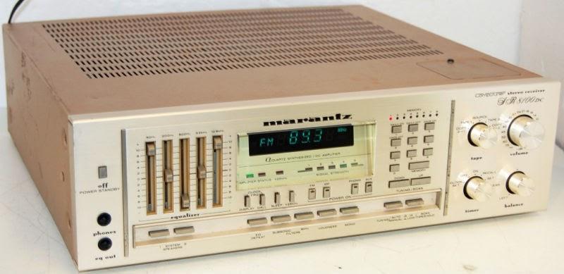 Rewind Audio Marantz Sr8100dc Sr Stereo Receiver Pre