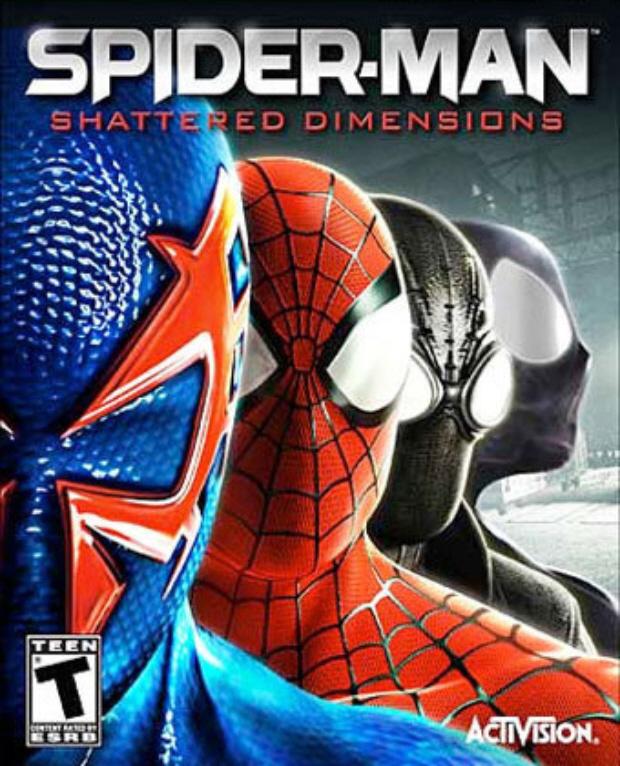 Spider-Man: Shattered Dimensions - PC Full + Crack (RELOADED)