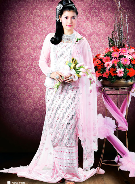 Myanmar New Face Actress, Waso Moe Oo | fashion