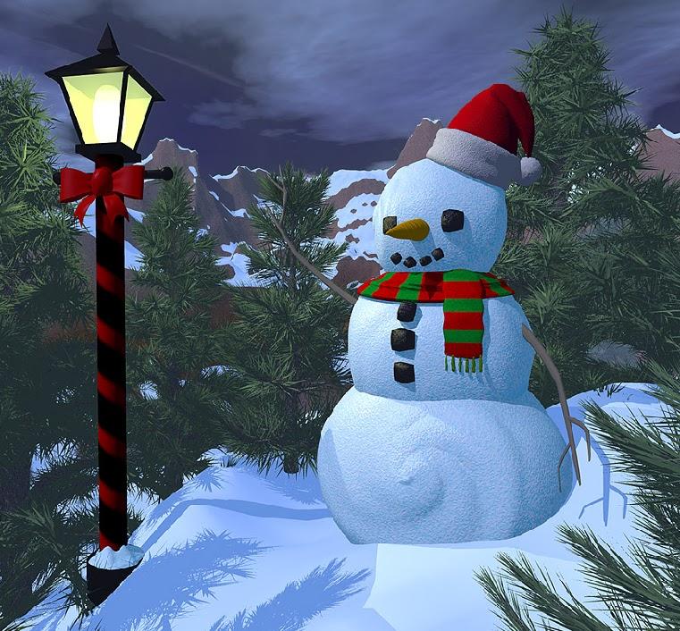 Merry Christmas Animations