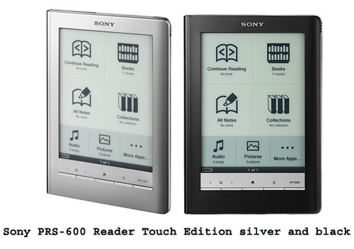 Kindle Vs Sony Reader: {Glitter Adventure}: E-Readers (Kindle Vs IPad... And