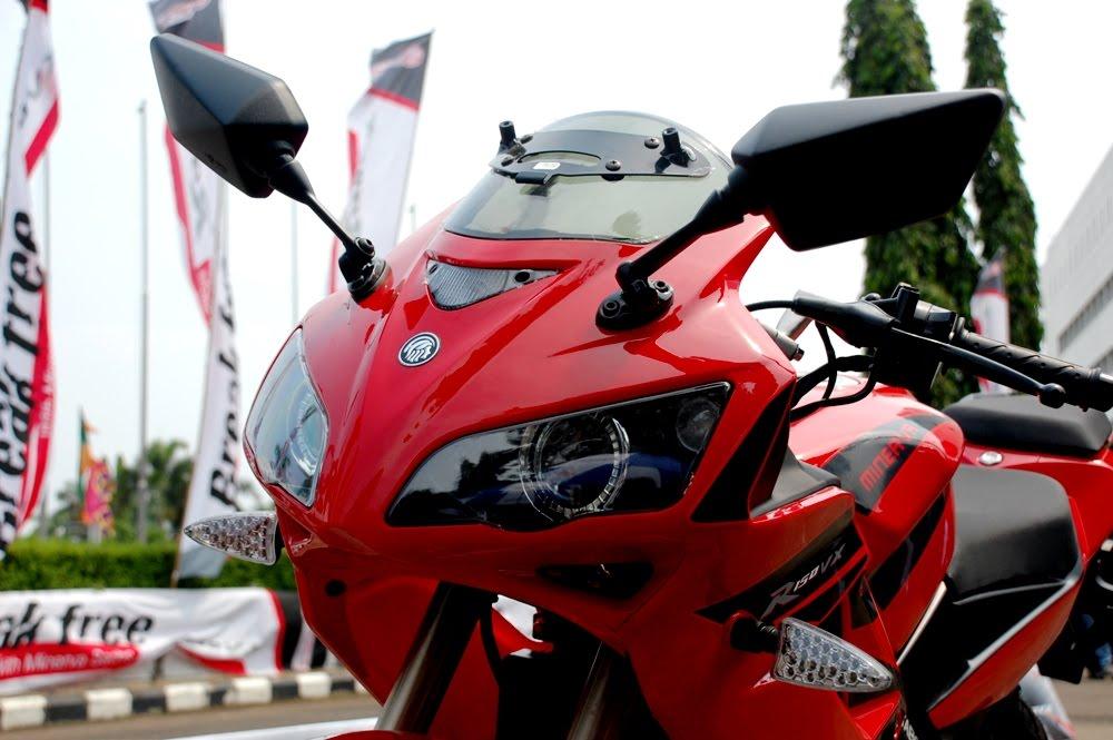 Gambar Minerva R 150 VX - Lihat desain   OTO