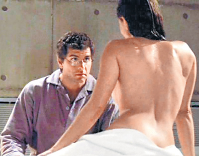 Censor board chops nude scenes from Barbara flim