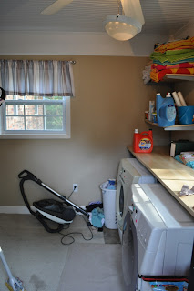 You, Me & The Kid~: Laundry Room Make Over