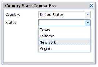 Asker Ali M: JQuery Country State HTML SELECT [Dropdown