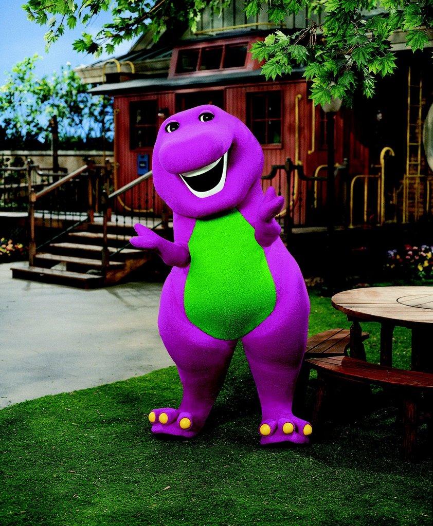 Barney I Love You Remix