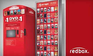 redbox free movie night