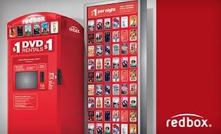redbox free movie night