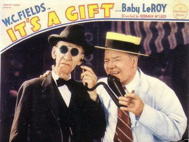 Scott S Film Watch Film 10 It S A Gift 1934