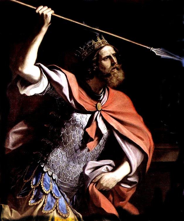 Saul Becomes King Sunday School Craft