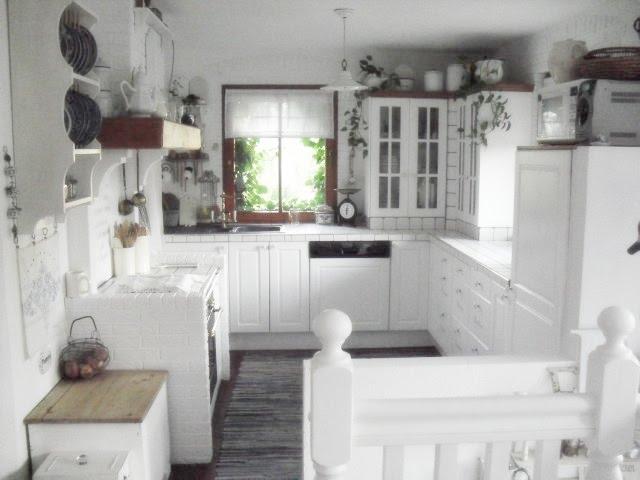 shabby landhaus die neue alte k che. Black Bedroom Furniture Sets. Home Design Ideas