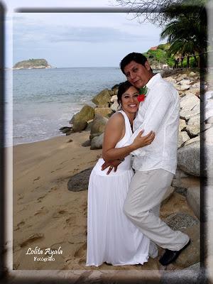 Boda de Verónica y Antonio