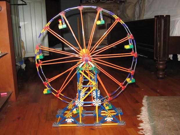 Famous Artist Ari' 'nex Ferris Wheel