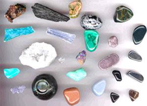 Pedras, cores e horóscopo