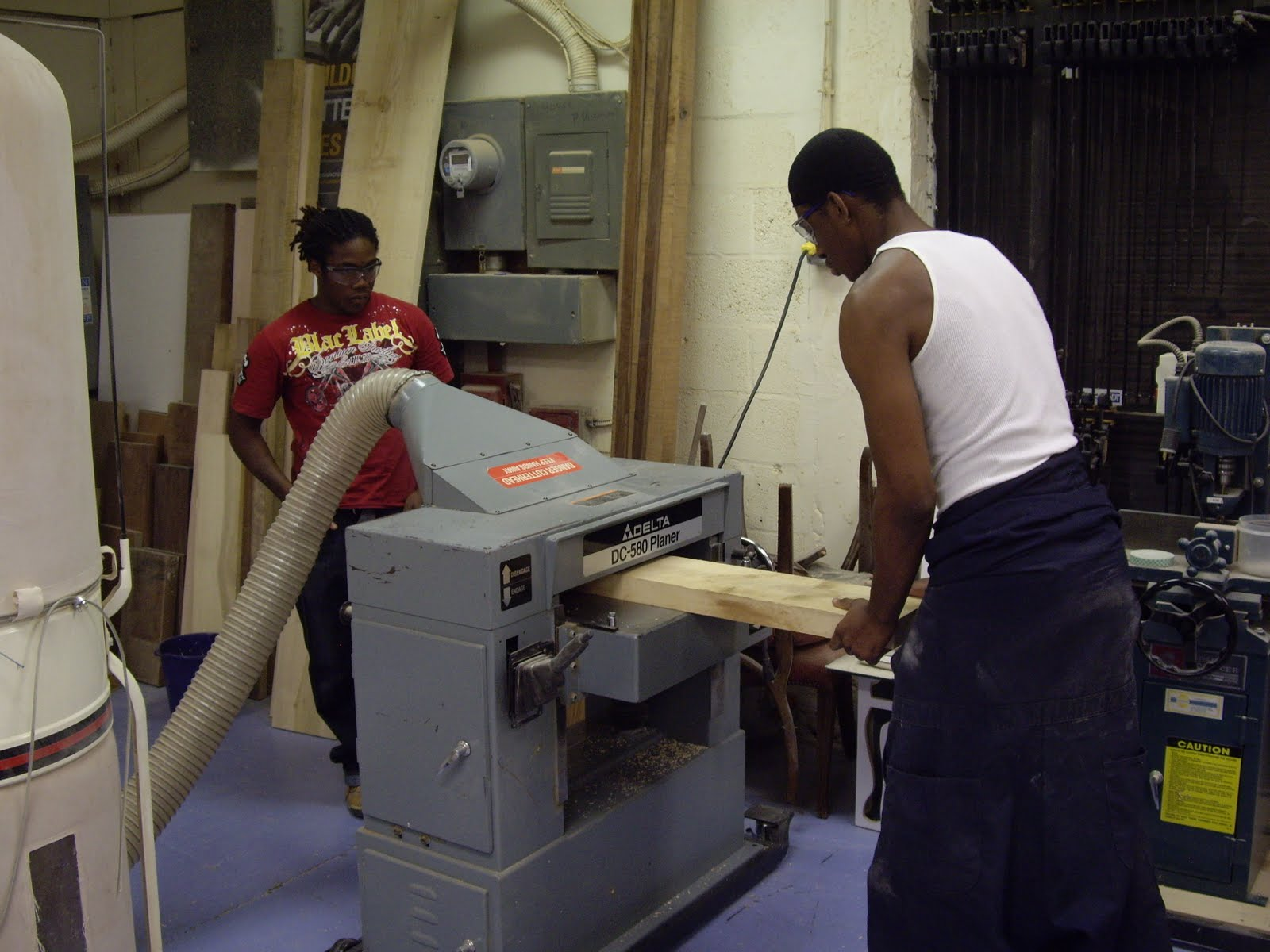The Joy Of Wood Visit To Covenant House S Artisan Woodshop Washington Dc