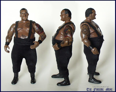 Wwe Collections Big Daddy V