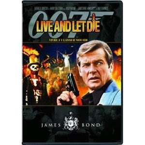James Bond Live And Let Die 1973