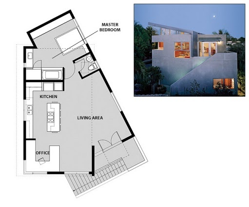 Architectural Design Home Floor Plans: NAMI INTERIORS: Floor Plans: Architectural Digest