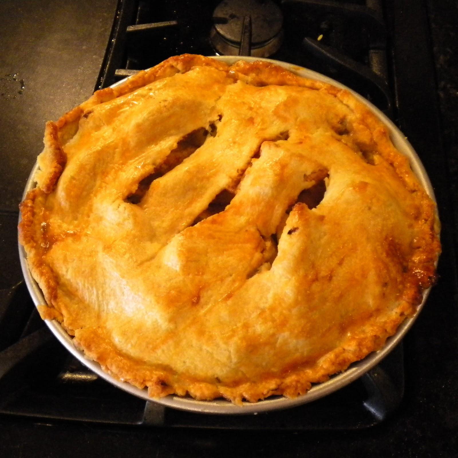 Jessvii Recipes: Easy Thanksgiving Pies