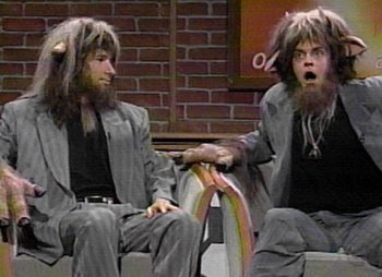 Ranked: Every Saturday Night Live Cast Member Ever, From ... Jim Breuer Goat Boy