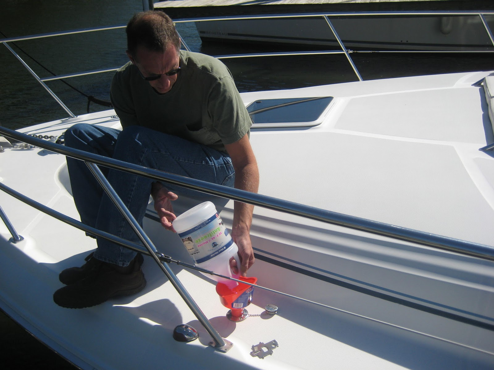 Winterize Your Boat Cabin Interior | My Boat Life