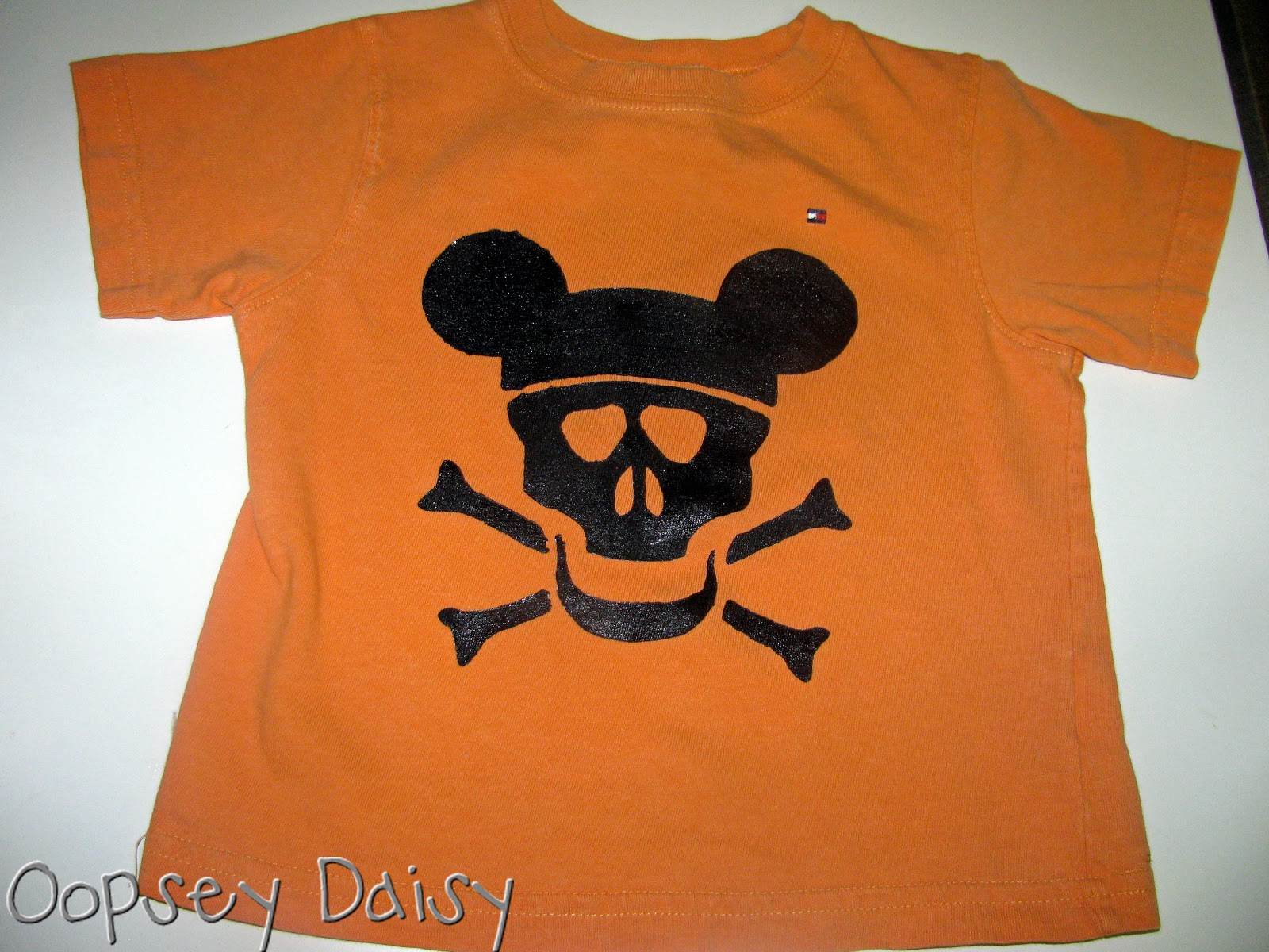 e1bdfb330 Spooky Mickey Mouse Shirt