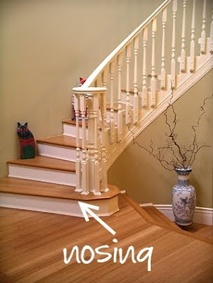 Lingo Lesson Stair Terminology The Ugly Duckling House