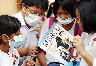 24 Pelajar Sbpi Kuantan Alami Simptom A H1n1 Dikuarantin