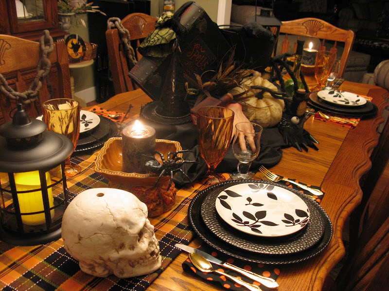 They Call Me Jammi: Halloween Witches Table - Tablescape ...