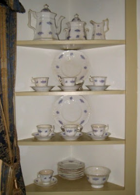 Family heirloom tea set