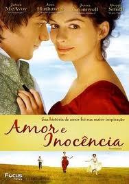 Filme: Amor e Inocência.