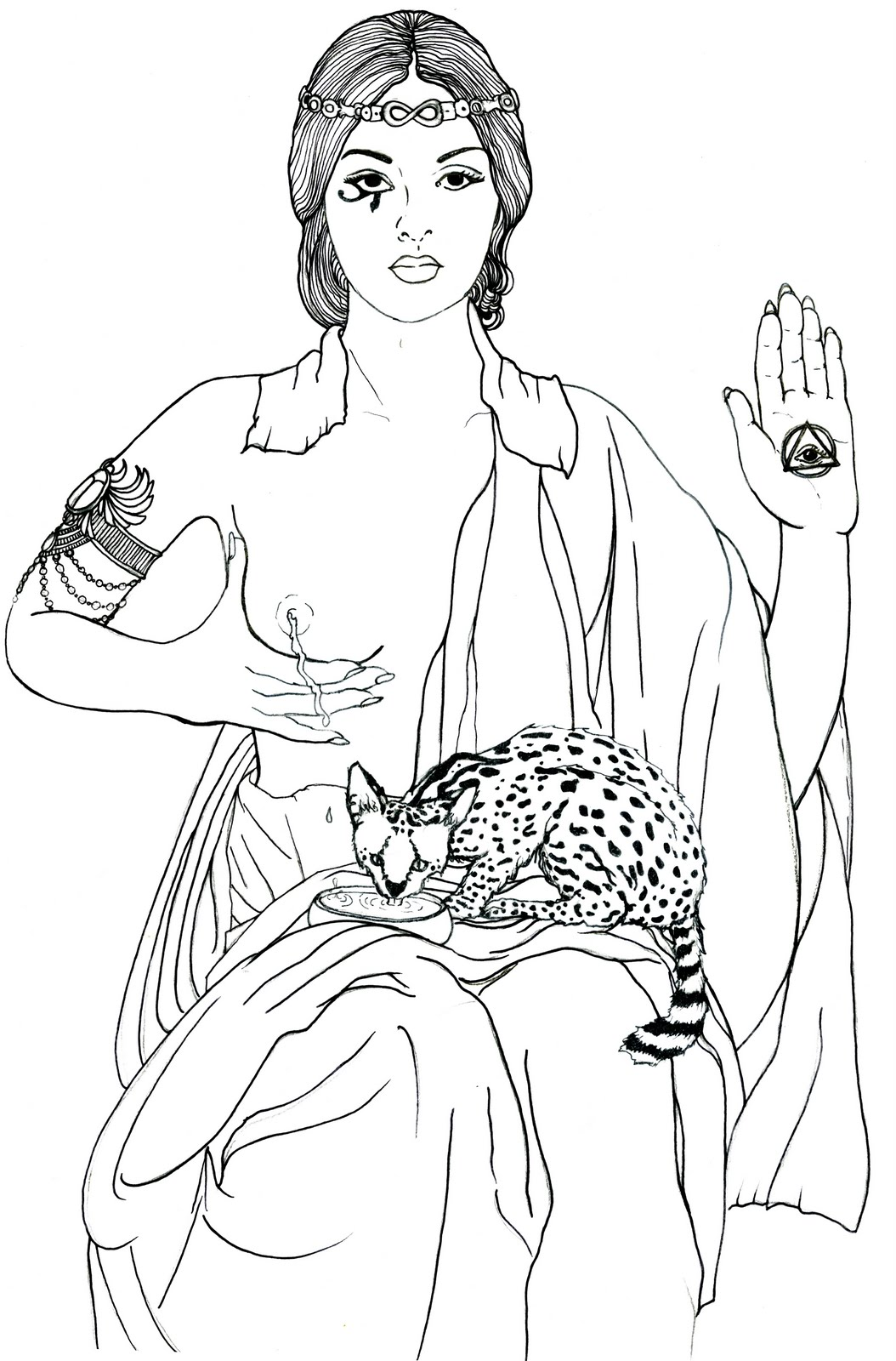 arts coloring pages - photo#11