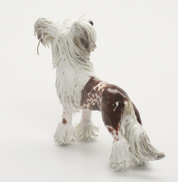 Madamepommcustomorder Chinese Crested Dog Kuki
