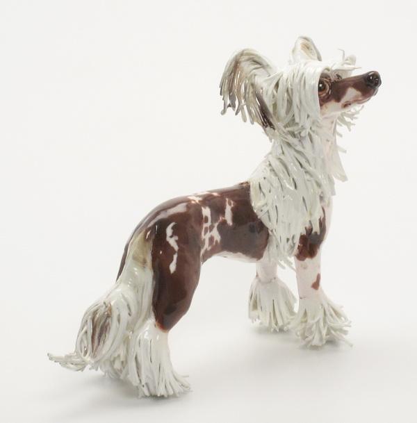 Madamepommcustomorder Chinese Crested Dog Kuki