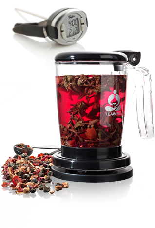 I D Rather Be Eating Teavana The High Price Of Being A