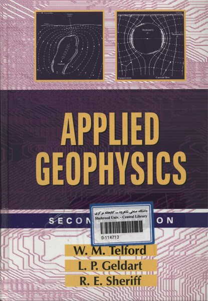 Applied Geophysics. Geofísica Aplicada