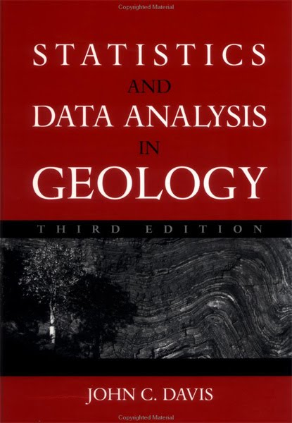 Statistics and Data Analysis in Geology. Estadística y Análisis de Datos en Geología