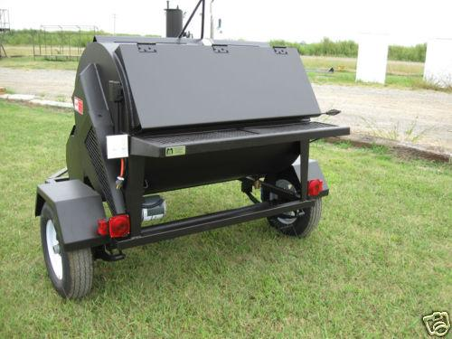 Chicken Cookers Trailers